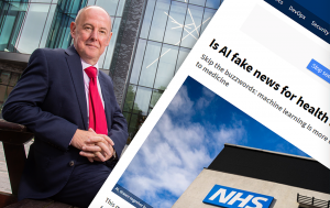 Is AI fake news for health and social care?