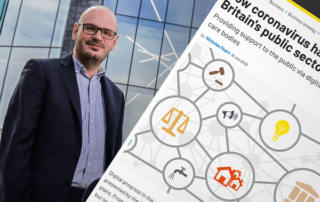 How COVID-19 has accelerated digital transformation in the public sector