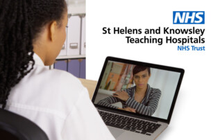 St Helens and Knowsley NHS Hospital Trust extends its telehealth and video consultation services to multiple departments